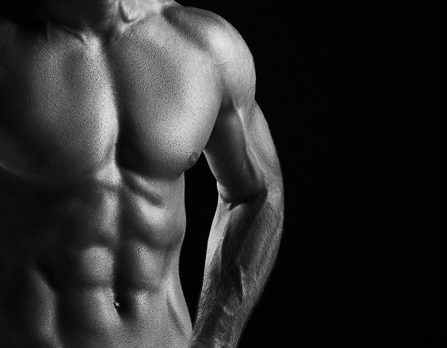 Male Chest Sculpting